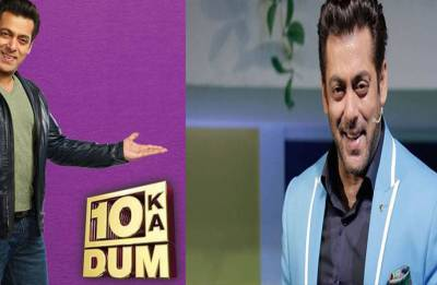 Dus Ka Dum 3 or Bigg Boss 12: What Race 3 star Salman Khan has to say about CLASH between the two shows