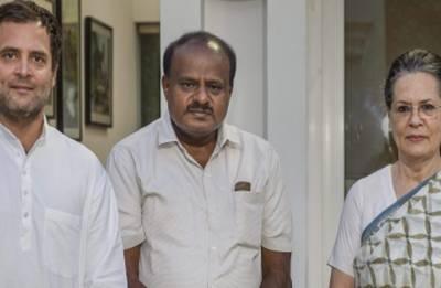 Kumaraswamy 'chief manager' of Congress' Karnataka ATM: BJP