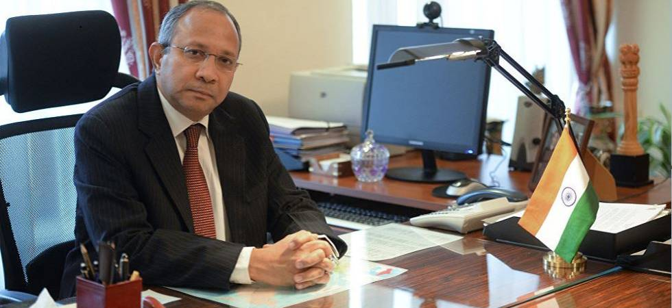 India's envoy to Russia Pankaj Saran appointed Deputy NSA (File Photo)