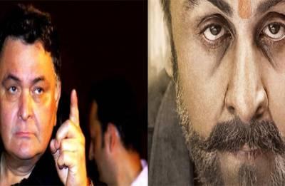 Sanju: Rishi Kapoor EPIC reaction on Ranbir Kapoor's performance