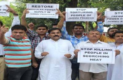 Heat waves affect electricity and water supply in Jammu
