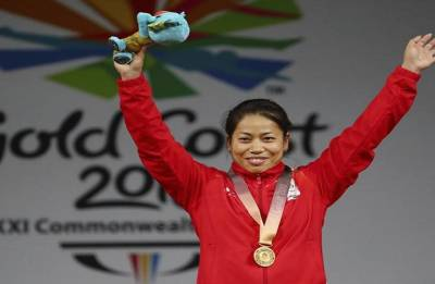 Commonwealth Games gold medalist Sanjita Chanu fails dope test
