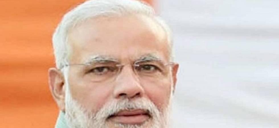 PM Modi visits India-Singapore startups exhibition