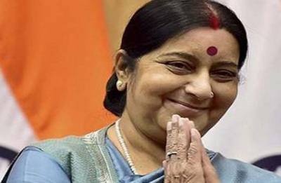 Sushma Swaraj leaves for South Africa on five-day visit, to attend BRICS, IBSA