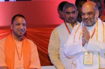 Amit Shah meets Yogi Adityanath; behind Kairana, Noorpur bypolls defeat