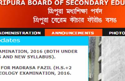 TBSE to declare class 12 Arts, Commerce streams results today; check tbse.in