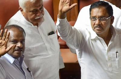 Karnataka Cabinet Expansion: Kumaraswamy ministry expanded, 25 members inducted