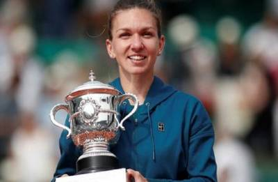 French Open: Simona Halep pips Sloane Stephens to clinch first Grand Slam title