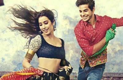 'Dhadak' trailer out; watch Janhvi Kapoor, Ishaan Khatter sizzle
