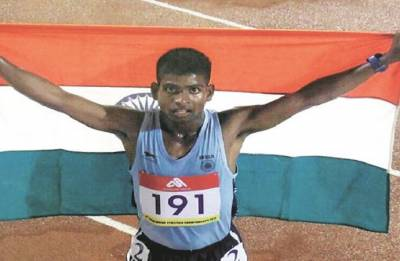 Gavit Murali Kumar becomes 2nd fastest Indian in 10,000m race