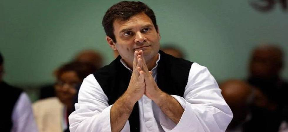 Modi failed to provide jobs to youth, says Rahul Gandhi
