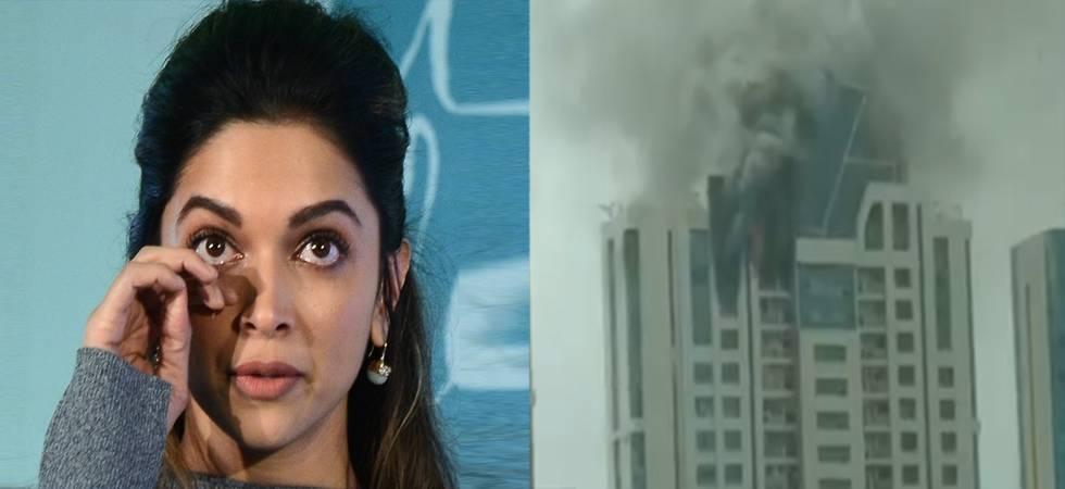 Mumbai fire: Deepika Padukone 'safe', prays for firefighters