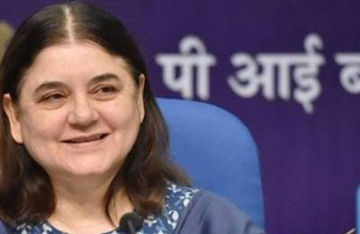 Maneka Gandhi puts an end to dog fight show in Punjab