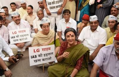 Kejriwal's sit-in enters day 6; Delhi HC to hear AAP's plea on June 18