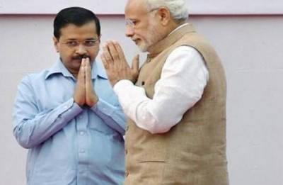In meetings, PM Modi neither talks to me nor looks at me, says Kejriwal