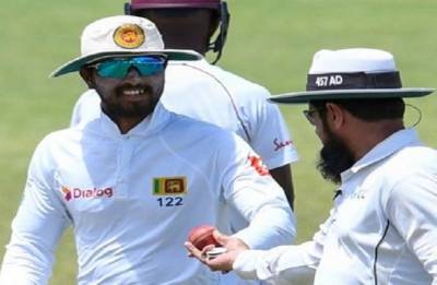 Chandimal pleads not guilty to 'sweet in pocket' ball-tampering: ICC