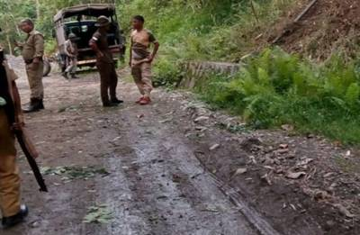 Four Assam Rifles jawans killed, six injured in Nagaland ambush