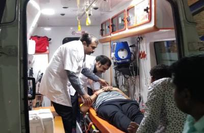 AAP Dharna Day 8: Delhi Health Minister Satyendar Jain hospitalised as his health deteriorates