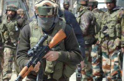 Encounter in Kashmir's Bandipora, four terrorists gunned down