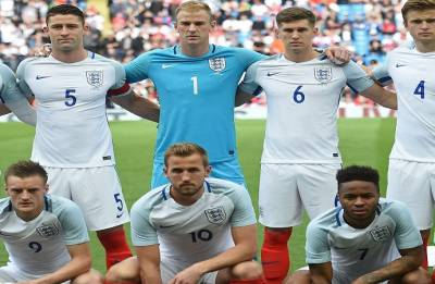 England seek World Cup exorcism as Belgium expects
