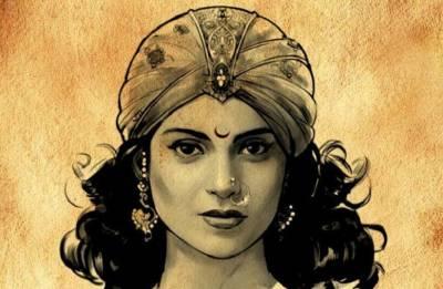Kangana Ranaut's new Manikarnika poster pays tribute to Rani Laxmibai on her 160th death anniversary