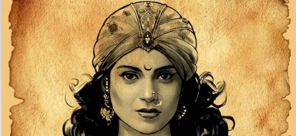 Kangana Ranaut's new Manikarnika poster pays tribute to Rani Laxmibai (Photo Source: Instagram)