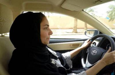 Saudi women are in driver's seat as longstanding ban ends