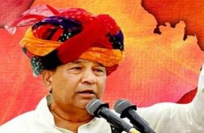 Top Rajasthan BJP leader quits party over 'undeclared emergency'