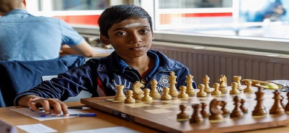The Chennai lad became India's youngest and the world's second youngest Grand Master
