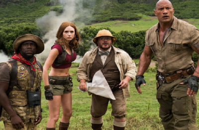 'Jumanji 2' to release in December 2019