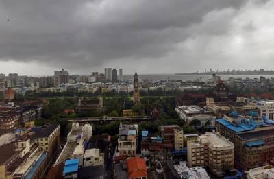 IMD predicts heavy rainfall in Mumbai region today