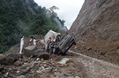 Four killed, eight injured in landslide in Arunachal Pradesh