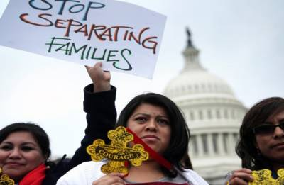 Indian women seeking asylum in US separated from differently-abled son