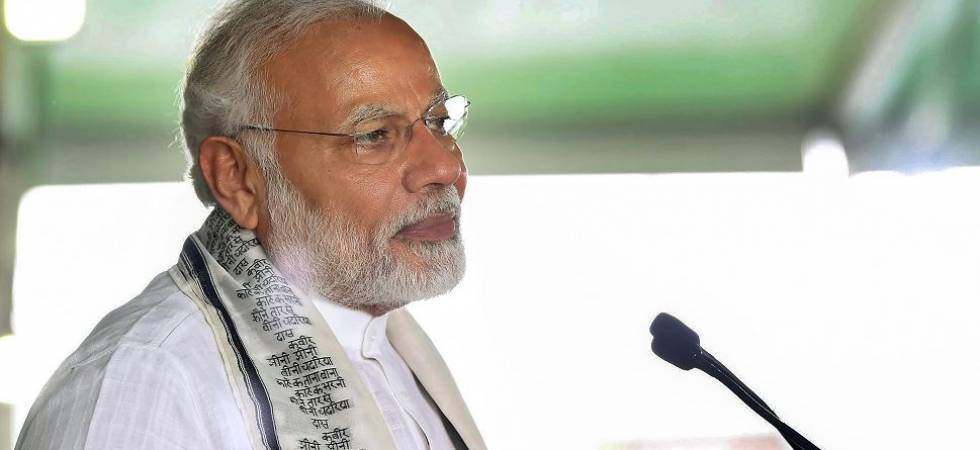 Steered economy out of rot left by economist PM, know-it-all FM: Modi (File Photo)