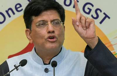 Centre ready to clean up NPA mess of previous regime, says Piyush Goyal