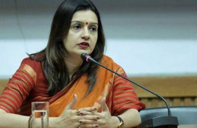 Cops register case over threat to Congress leader Priyanka Chaturvedi