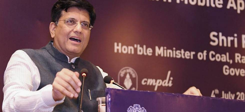 Piyush Goyal refuses AAP's allegations of coal shortage (Photo Source: PTI)