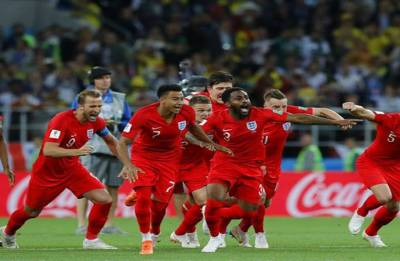 FIFA World Cup 2018: England end penalty shootout jinx, progress to quarterfinals