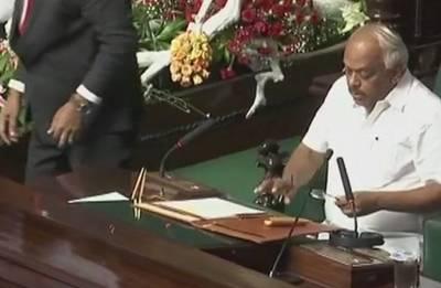 Karnataka Speaker cautions against loan waiver becoming a 'fashion'