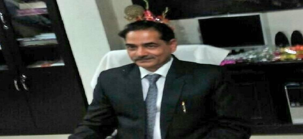 Lucknow University vice chancellor S P Singh (Photo: Twitter)