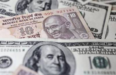 Rupee falls 12 paise to 68.86 against US dollar