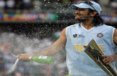 MS Dhoni touches golden milestone of 500 international games