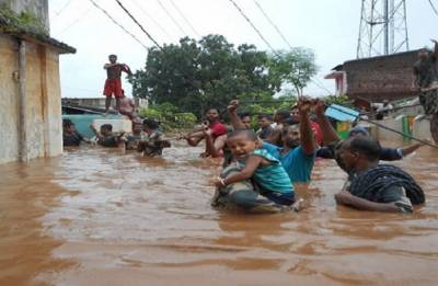 51,000 people affected as Assam flood situation deteriorates