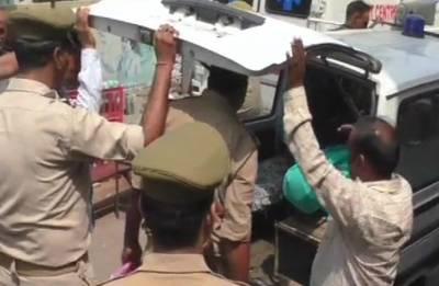 Constable dies, 15 faint at Aligarh Sub Inspector recruitment exam