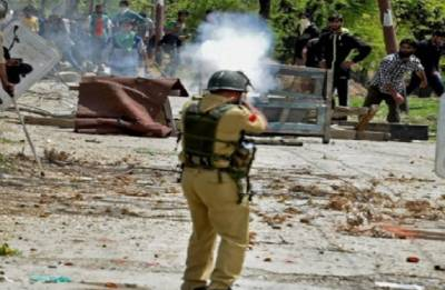 Three civilians killed in alleged firing by security forces in Jammu and Kashmir