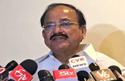 Encourage voluntary eye donation, says Vice-President Venkaiah Naidu