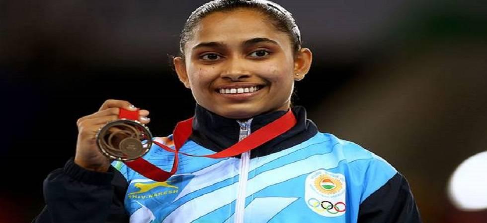 Dipa Karmakar wins gold in Gymnastics World Cup