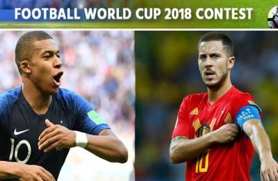 FIFA World Cup 2018 Contest - Join now and win exciting prizes