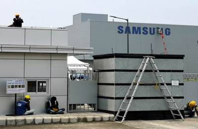 Samsung opens world's largest mobile phone factory in Noida