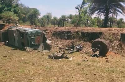 2 BSF jawans killed in Chhattisgarh IED blast by Naxals